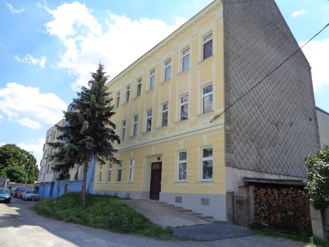 Hausfront 21, Gaswerkstraße 8
